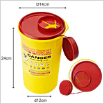 R Series Sharps Container