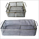 Stainless Steel Wire Mesh Trays And Wire Baskets