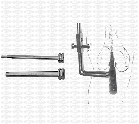 Screw Targeting Jig for Supracondylar Nail