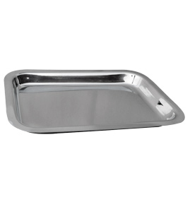 Shallow Trays, Stainless Steel