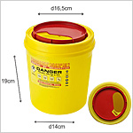 Y Series Sharps Container