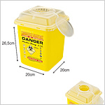 S Series Sharps Container