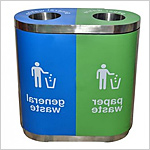 Recycle Containers - Steel