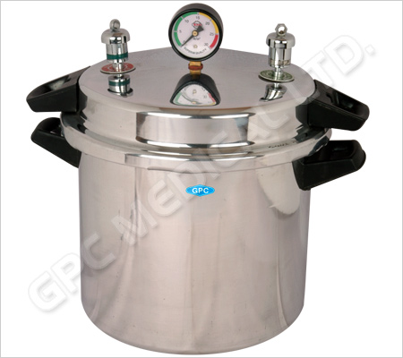 Sterilizer Pressure Cooker Double/Single Rack