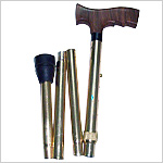 Walking Stick (Foldable & Height Adjustable)