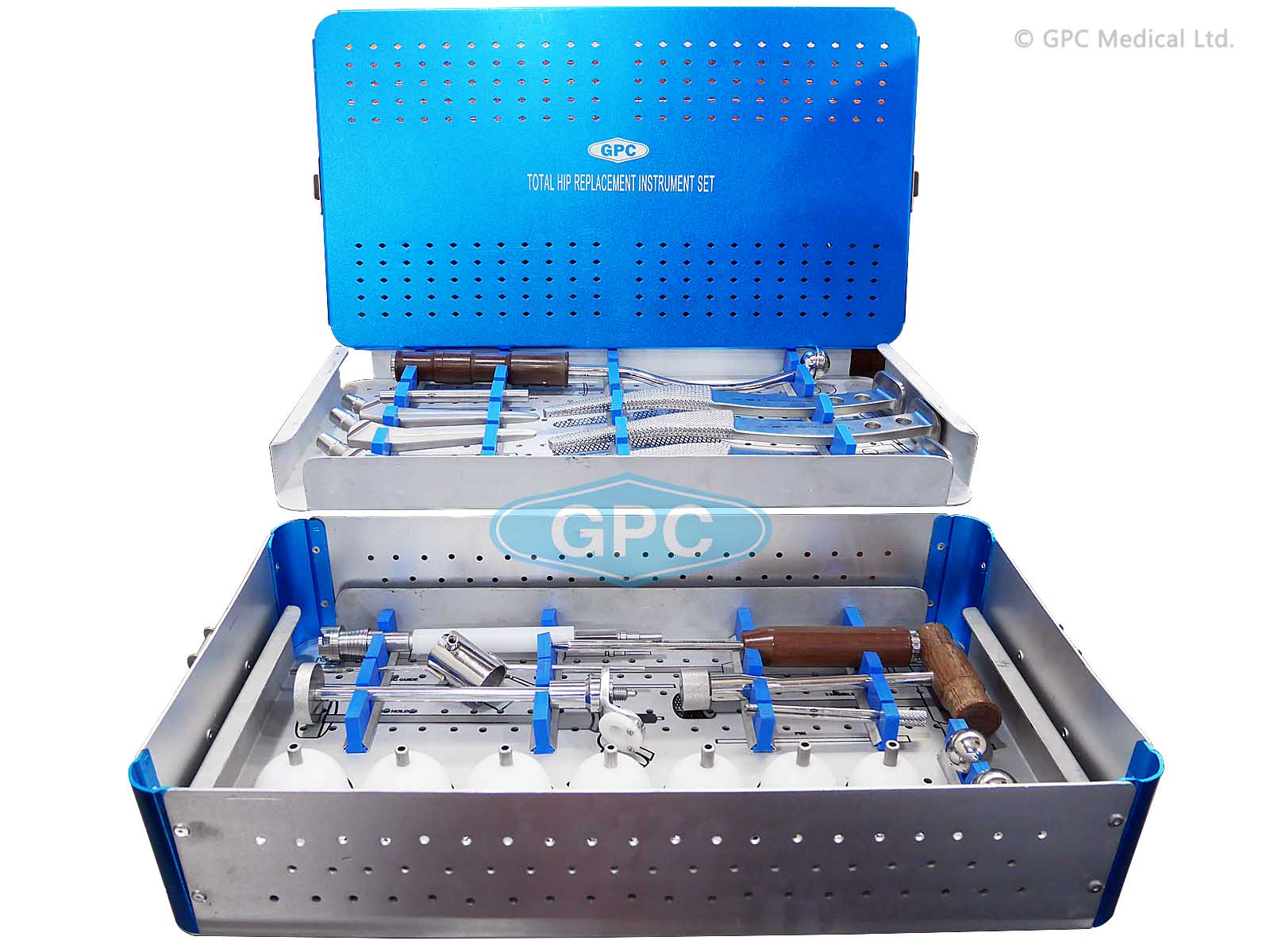 Instrument Set for Total Arthroplasty