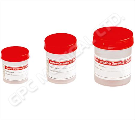 Urine Sample Containers Eto Sterile Urine Sample