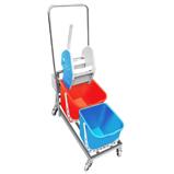 Wringer Trolley - 2 Bin
