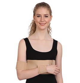 Elastic Shoulder Immobilizer - Ring Type