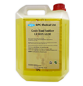 Hand Sanitizer (LEMON ALOE 5 Litre)