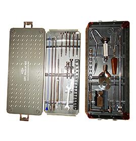 Interlocking Nail Instrument Set for IMSC