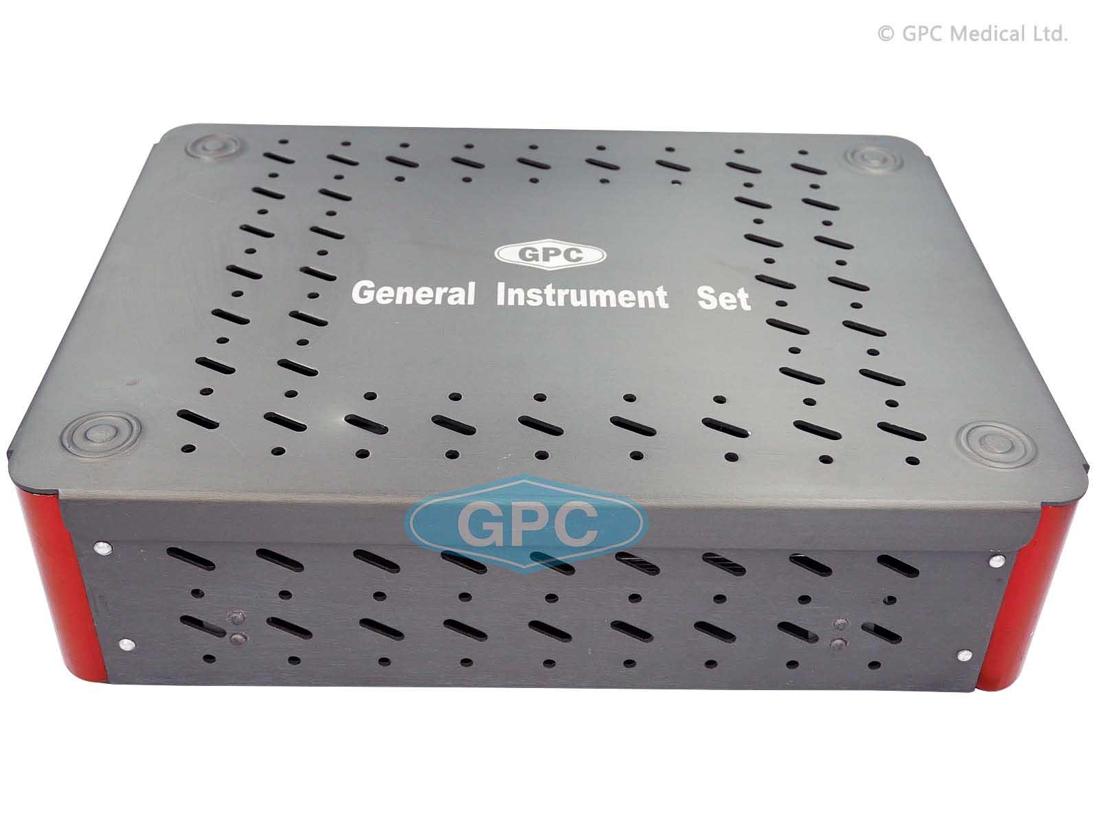 General Instrument Set